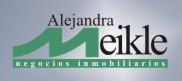 Alejandra Meikle negocios inmobiliarios
